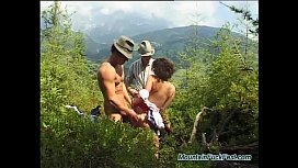 Extreme threesome in nature...