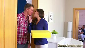 Dane Jones Cheating brunette...