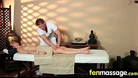 Sexy Masseuse Helps with Happy Ending 10 xnxx image