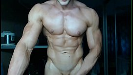 Muscle solo...