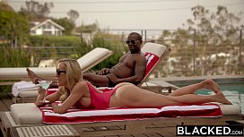 BLACKED Cheating MILF Brandi...