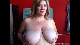 Beautiful big tits old spunker wishes you were fucking her juicy pussy xxx