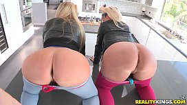 Reality Kings - Two hot...
