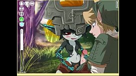 Midna fucks Link and...