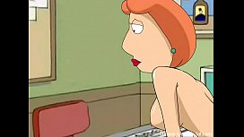 Family Guy sex video...