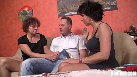 Bisexual german milfs share...