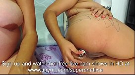Pregnant milf with huge tits on cam. Watch her live shows at tinyurl.com/livesuperchat