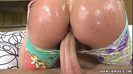 Kendra Lust Impales Her...