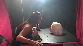 Spit and Ash Humiliation...