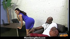 a great hardcore interracial sex with hot Milf 20