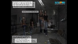 3D Comic: Freehope. Chapter...