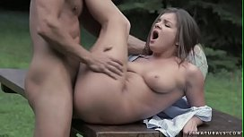 she sucks his cock and then they fuck like rabbits xxx video