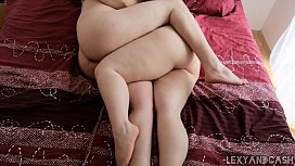 Bbw couple Afternoon Cuddling and sex |lexyandcash