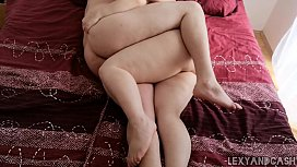Bbw couple Afternoon Cuddling and sex  lexyandcash