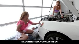 DaughterSwap - We Will Fuck You to Get a Car