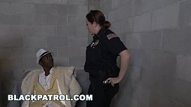 BLACK PATROL - It'_s Hard Out Here For A Pimp. These Cops Always Bustin'_ My Balls.