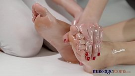 Massage Rooms Lesbians with...