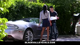 BlackValleyGirls - Perky Tit Ebony...