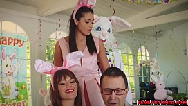 Easter Fucking With Avi...