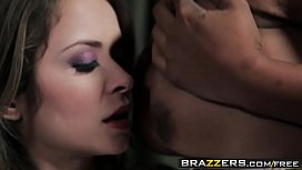 id 30702919: Brazzers - Hot And Mean - Emily Addison and Leilani Leeane - You Cheap Rug Munching Cunt