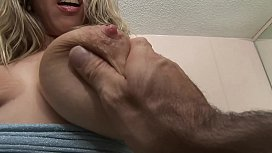 SUPER HOT BLONDE WITH...