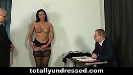 Dirty job interview for...