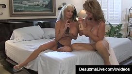 Busty Mommy Deauxma Helps Hubby Ass Fuck Hot Sally D&rsquo_Angelo!