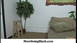 Watching my mommy going black 21