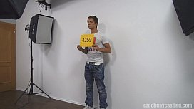 CZECH GAY CASTING - ROBERT...