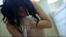 Ryans New Teen Girlfriend Loves To Fuck In The Bathroom