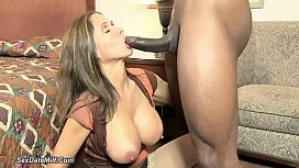 sexy slut wife pounded by bbc in hotel HotWifeRio.com