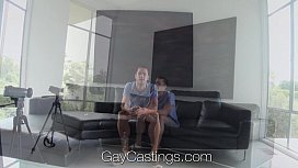 HD GayCastings - Hot straight...