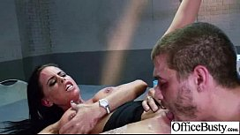 Naughty Girl (brandy aniston) With Big Round Tits In Office Get Sex movie-08