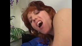 Guy next door fucks the milf Judit in a doggy style postion
