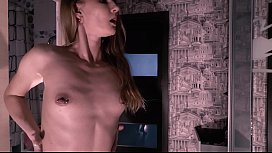 HOT MILF. SHE TRIES ON VARIOUS PANTIES AND GOES TO HIS ROOM TO GET FUCKED. ART PORN