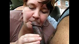 Chubby Mature Amateur Treating...