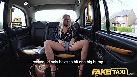Fake Taxi Squirting blonde...
