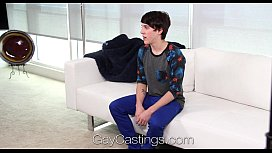 GayCastings - Twink Gets Fucked...