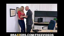 Julia Ann gets a...