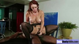 Performing Amazing Intercorse On Cam By Busty Mature Wife (janet mason) clip-20