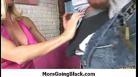Big Tit MILF Wife Fucked by Black Thug interracial 34