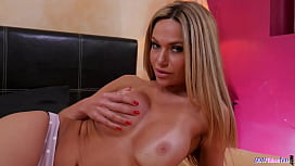 Busty milf gets her pussy slammed by bbc
