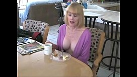 Son force mom blowjob...