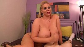 Karen Fisher - Son Now You Know Im A Nudist HD