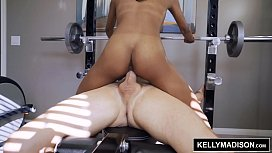 KELLY MADISON Ebony Babe...