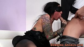 Ass fucked emo slut...