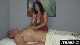Charlee Chase Squeezes Out...