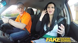 Fake Driving School Male...