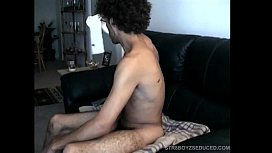 Blowing Straight Big Dick...
