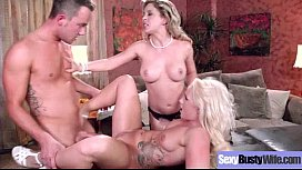Hard Sex In Front Of Cam With Nasty Bigtits Housewife (Cali Carter &amp_ Cherie Deville) mov-07